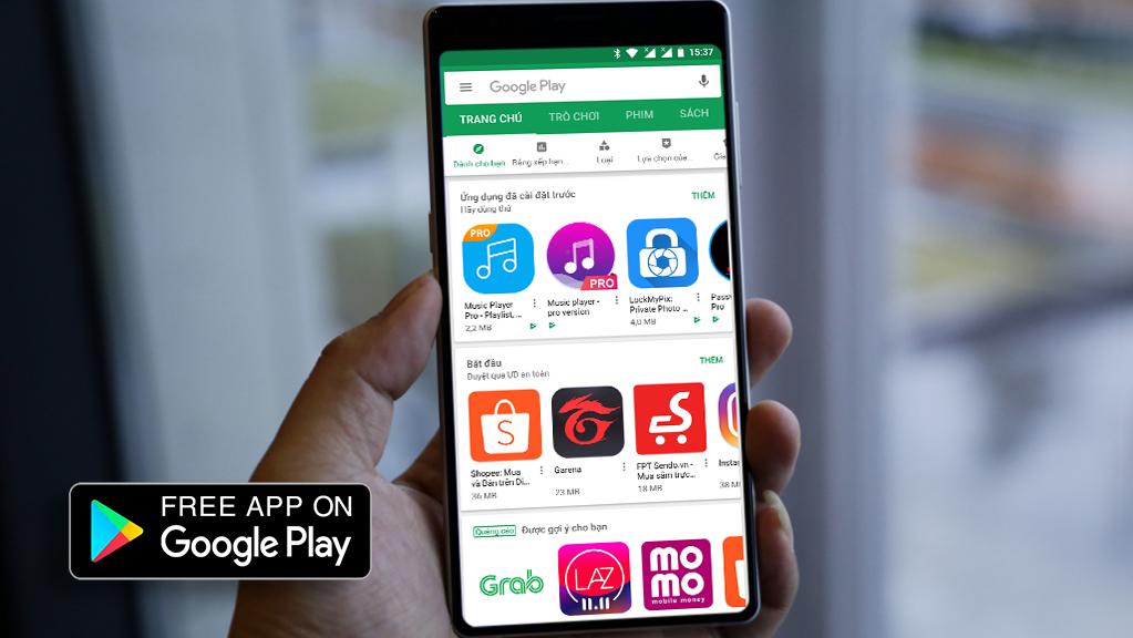 [23/10/2018] Nhanh tay tải về 10 ứng dụng và trò chơi trên Android đang miễn phí, giảm giá trong thời gian ngắn