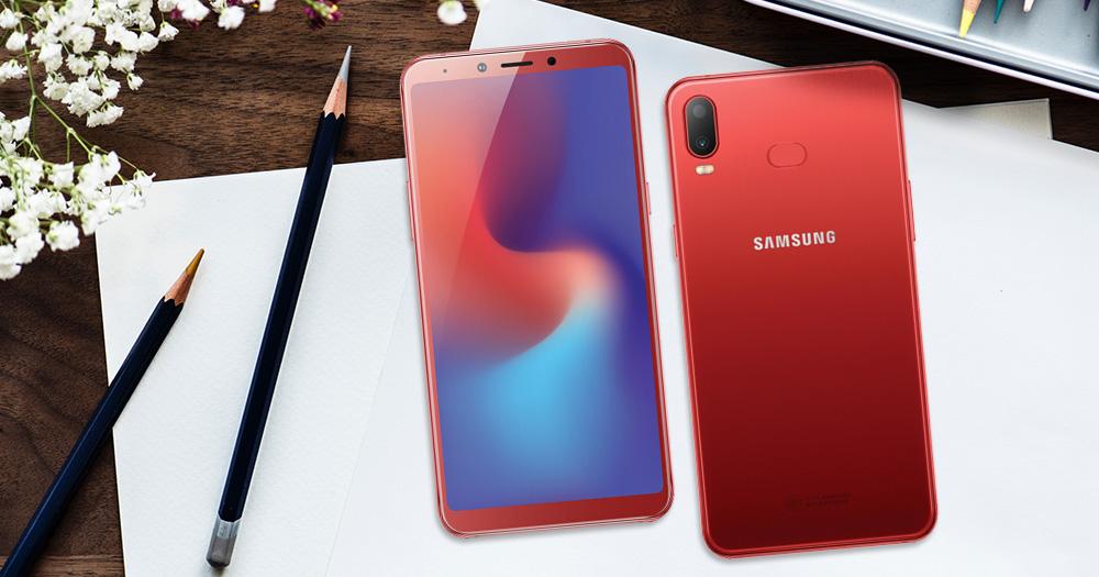 Samsung Galaxy A6s: smartphone đầu tiên không do Samsung sản xuất