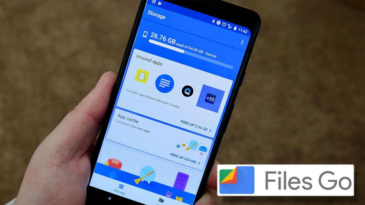 Google Files Go nhận bản cập nhật mới, bổ sung một số tính năng và cải tiến hệ thống quản lý tệp tin nâng cao