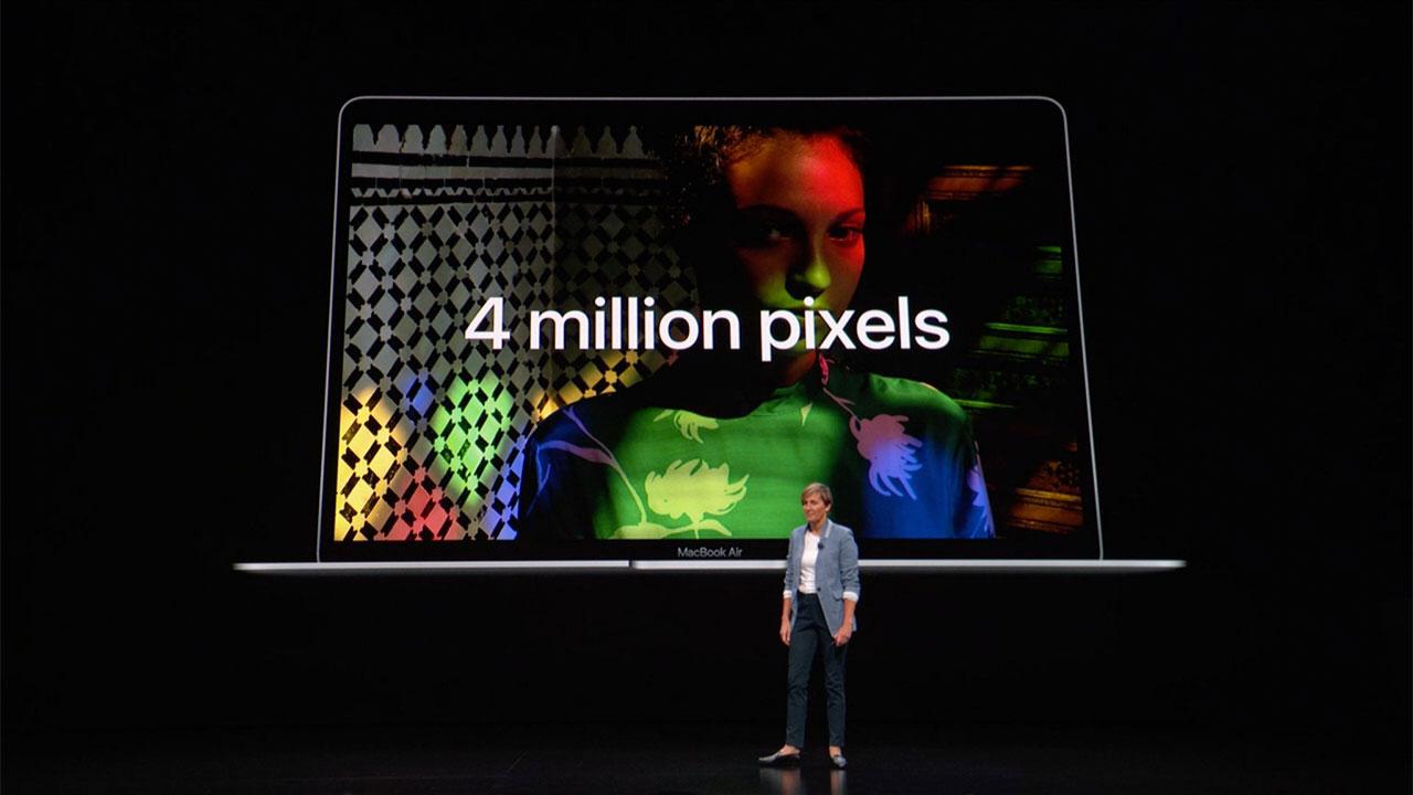 Macbook Air chính thức được trình làng với màn hình Retina 13.3 inch, Touch ID, giá 1200 USD, bán ra tuần sau