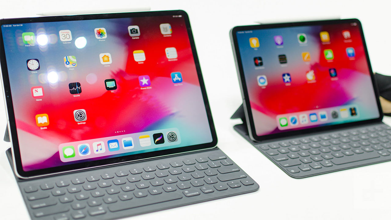 Apple trình làng bộ đôi iPad Pro mới: Thiết kế mới với viền siêu mỏng, Face ID, Chíp A12X Bionic, Pencil mới có sạc không dây...