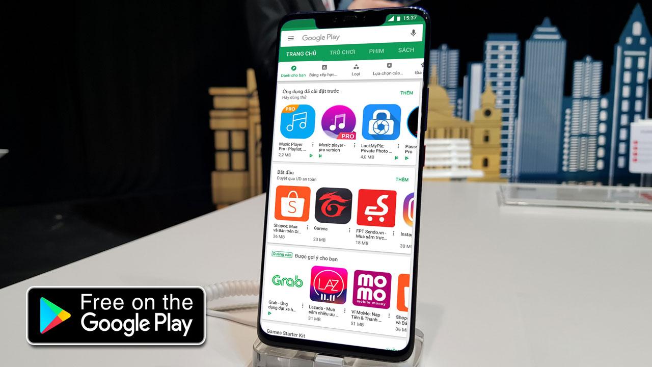 [01/11/2018] Nhanh tay tải về 7 ứng dụng và trò chơi trên Android đang miễn phí, giảm giá trong thời gian ngắn