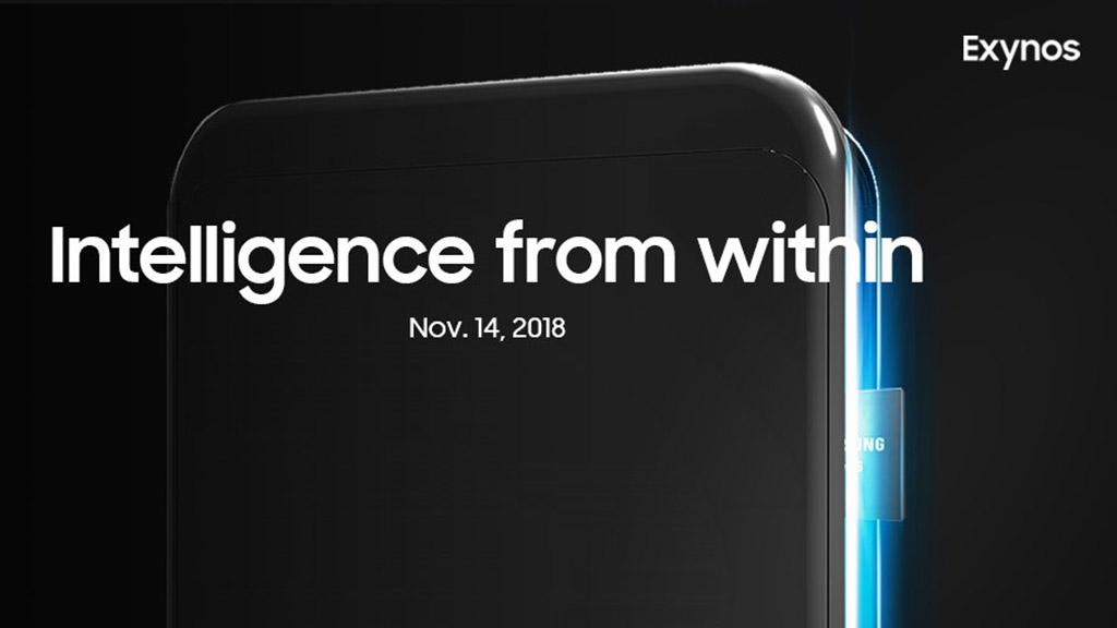 Vi xử lý Exynos mới của Samsung trang bị trên Galaxy S10 sẽ được công bố vào tuần tới