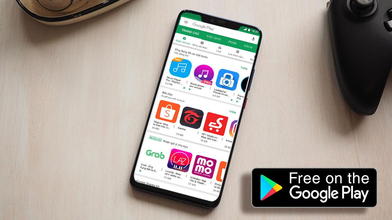 [12/11/2018] Nhanh tay tải về 7 ứng dụng và trò chơi trên Android đang miễn phí, giảm giá trong thời gian ngắn