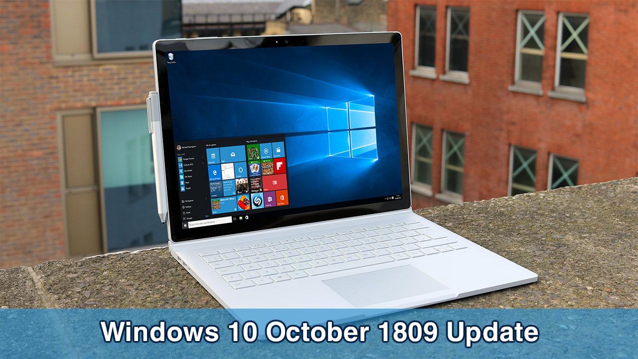 Chia sẻ file ISO Windows 10 October 1809: Bản chính thức vừa được Microsoft phát hành, mời anh em tải về