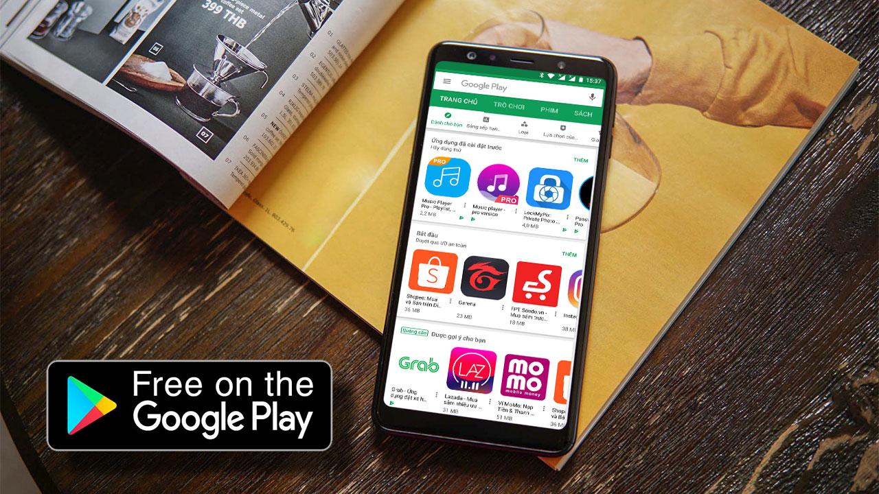 [14/11/2018] Nhanh tay tải về 8 ứng dụng và trò chơi trên Android đang miễn phí, giảm trong thời gian ngắn