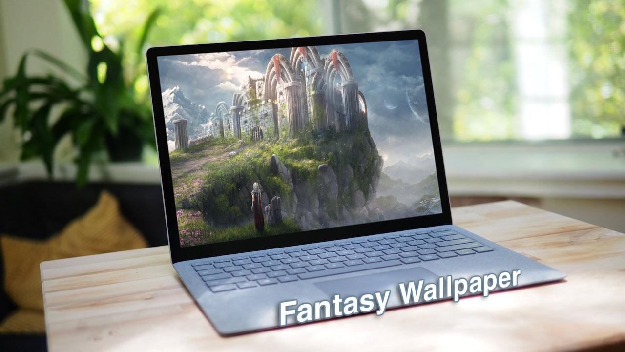 Chia sẻ bộ ảnh nền với hơn 200 tấm theo chủ đề Fantasy dành cho máy tính, mời anh em tải về