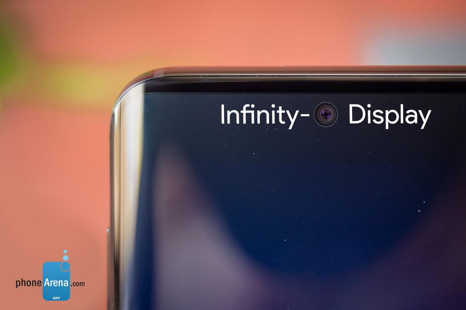 Galaxy S10 lộ diện thông qua loạt ảnh phát thảo sáng chế mới của Samsung