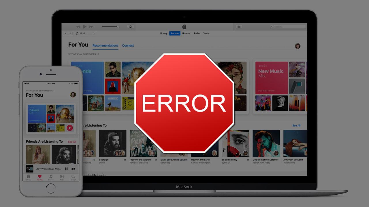 iTunes, App Store và Apple Music sập trên toàn cầu, Việt Nam cũng bị ảnh hưởng