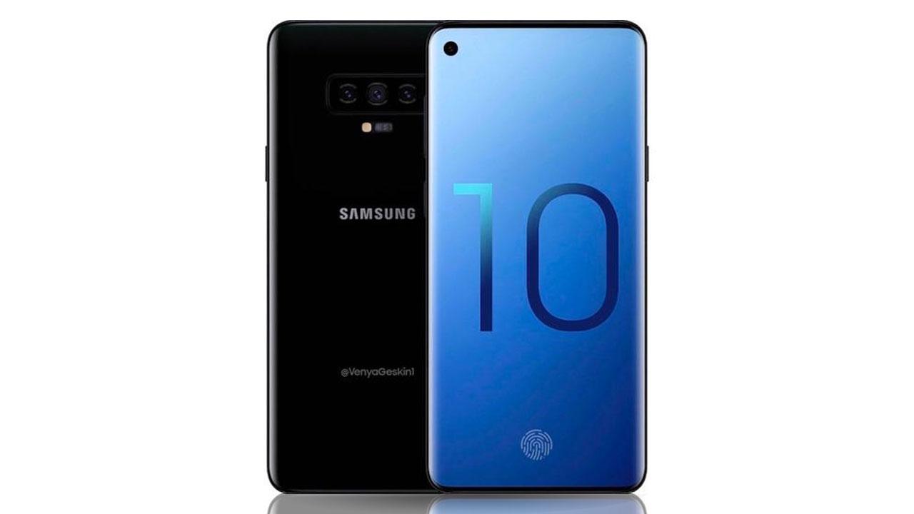 Samsung Galaxy S10 bản cao cấp nhất sẽ hỗ trợ mạng 5G, màn hình 6.7 inch, và được trang bị 6 camera