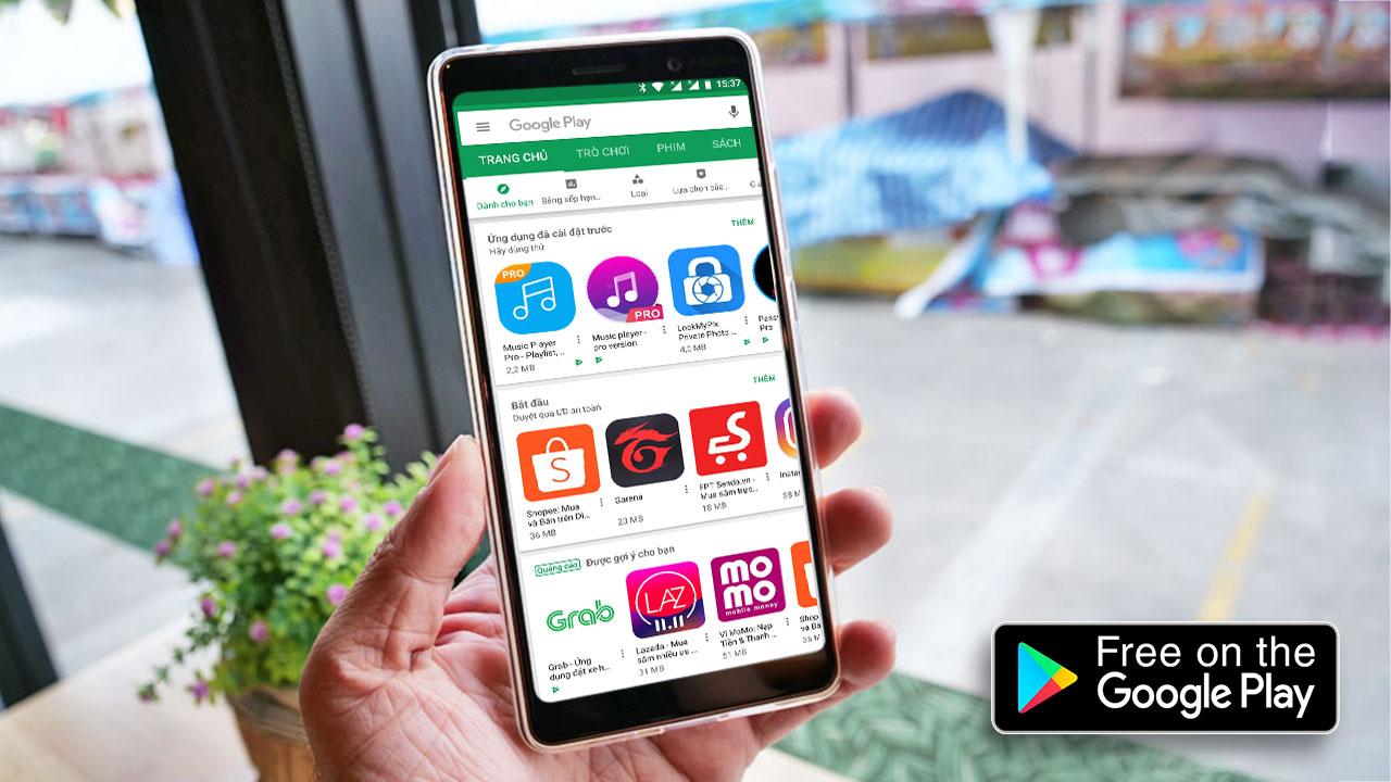 [22/11/2018] Nhanh tay tải về 12 ứng dụng và trò chơi trên Android đang miễn phí, giảm giá trong thời gian ngắn