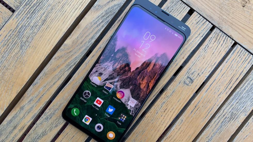 Xiaomi Mi Mix 3 bản 5G đang được thử nghiệm, sẵn sàng ra mắt vào đầu năm 2019
