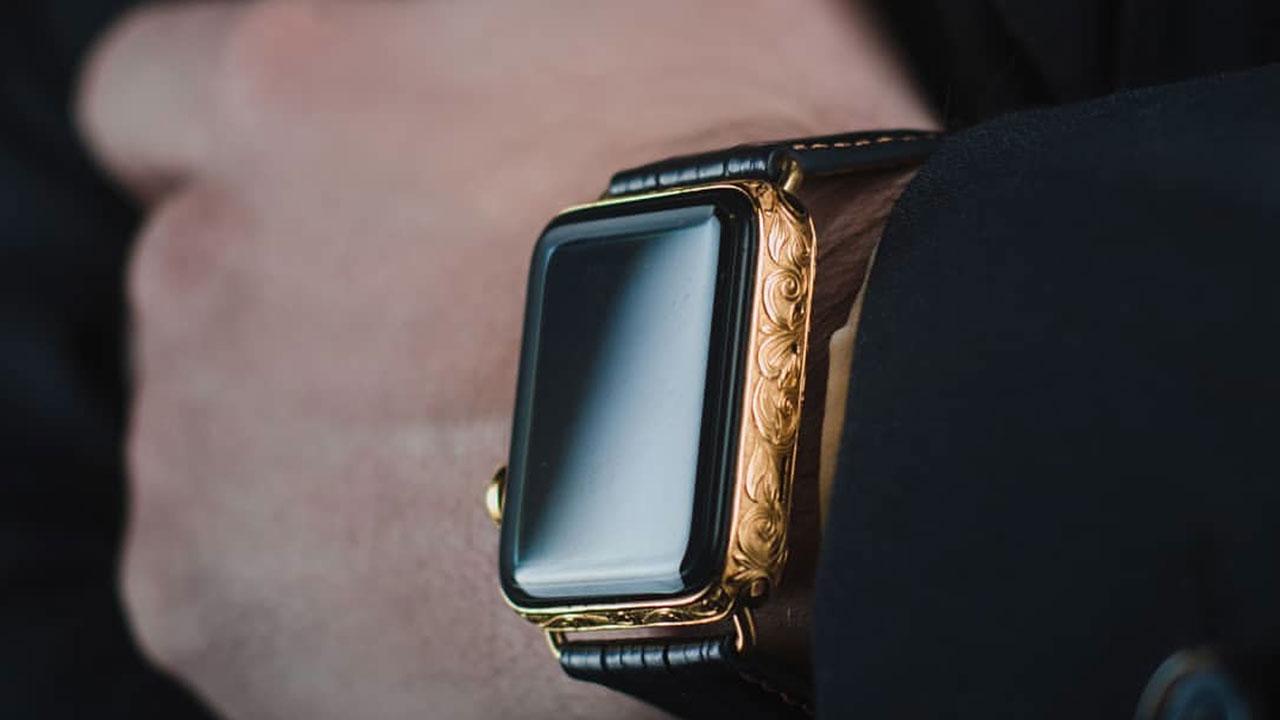 Cùng ngắm phiên bản Apple Watch Series 4 mạ vàng sang chảnh, trị giá tới 2.200 USD