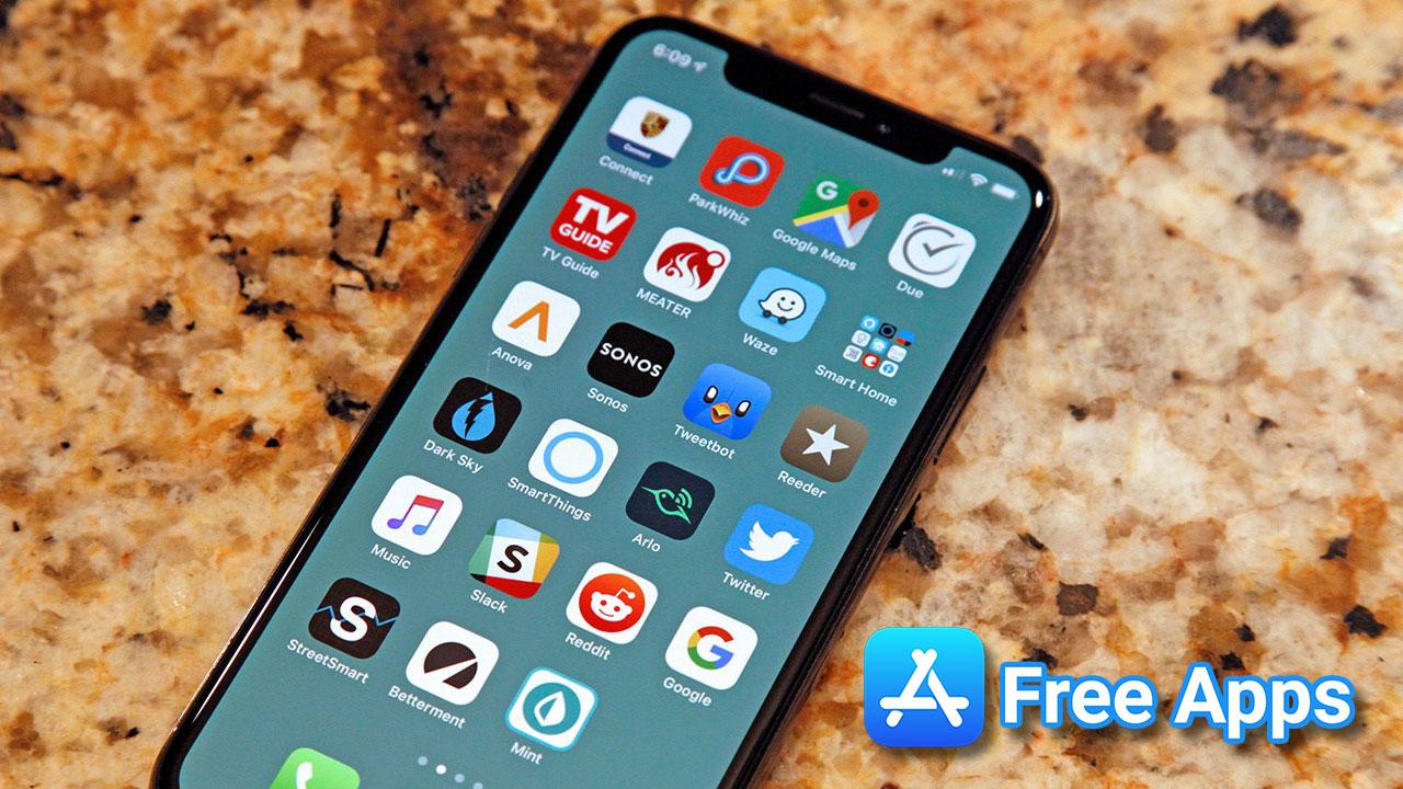 [28/11/2018] Nhanh tay tải về 7 ứng dụng và trò chơi trên iOS đang miễn phí trong thời gian ngắn
