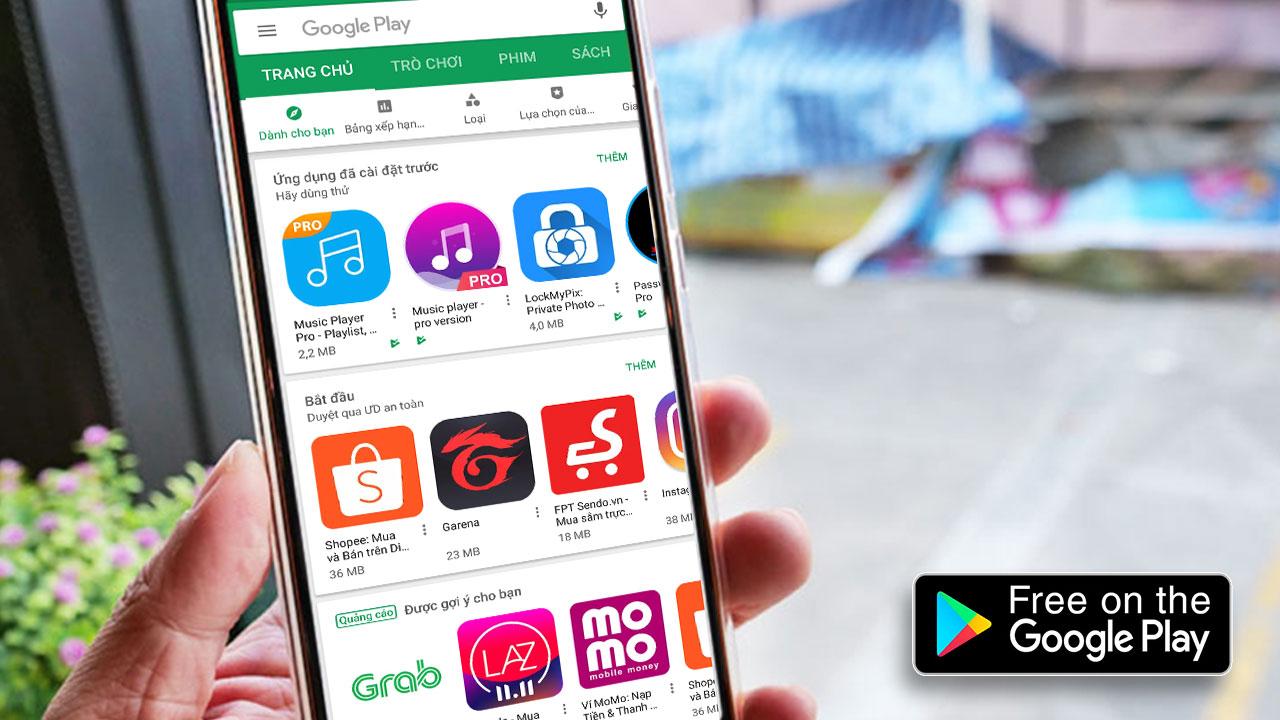 [28/11/2018] Nhanh tay tải về 7 ứng dụng và trò chơi trên Android đang miễn phí trong thời gian ngắn