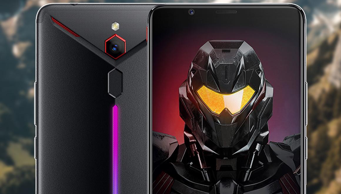 Nubia Red Magic Mars chính thức ra mắt với 10GB RAM và các nút riêng dành cho chơi game, giá từ 9 triệu