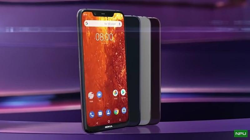 HMD Global cính thức ra mắt Nokia 8.1 với Snapdragon 710, màn hình tai thỏ 6.18 inch FullHD+, camera kép