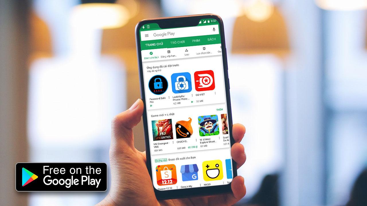 [07/12/2018] Nhanh tay tải về 8 ứng dụng và trò chơi trên Android đang miễn phí trong thời gian ngắn