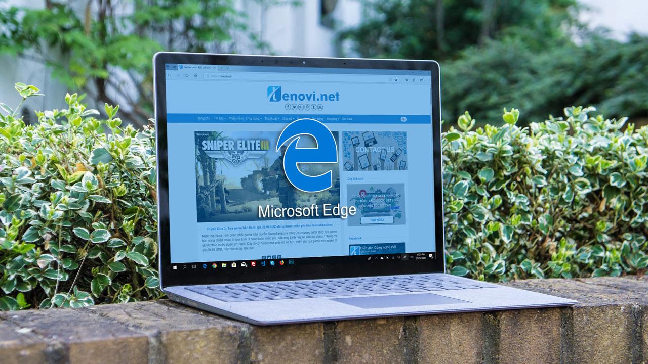 Microsoft chính thức xác nhận sẽ dùng nhân Chromium để thay thế EdgeHTML trên trình duyệt Edge