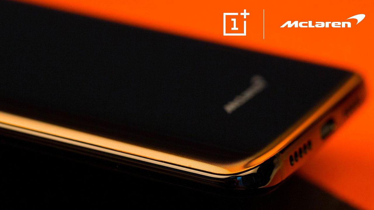 OnePlus 6T McLaren Edition chính thức ra mắt với 10GB RAM và củ sạc Warp Charge 30W siêu nhanh