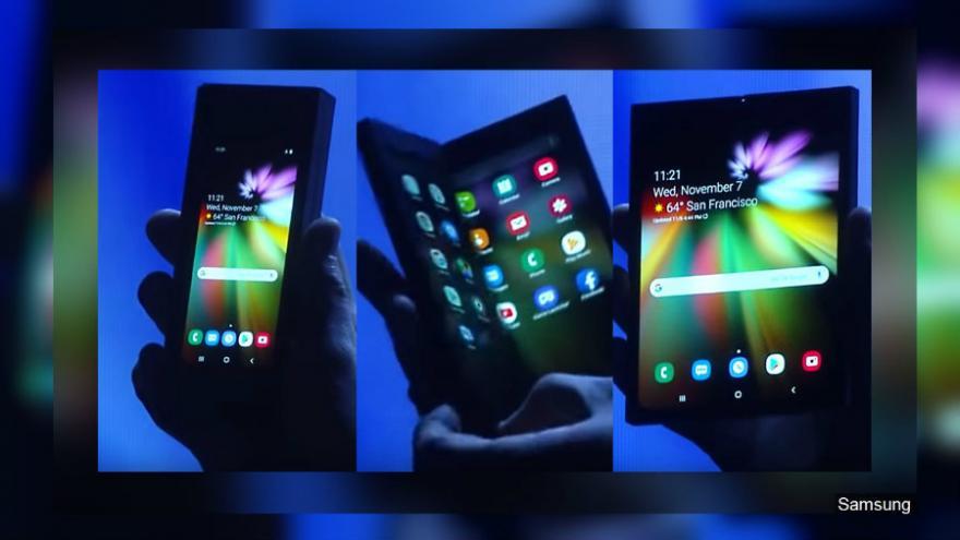 Samsung Galaxy F và smartphone màn hình gập khác sẽ thúc đẩy thị trường di động tăng trưởng trở lại
