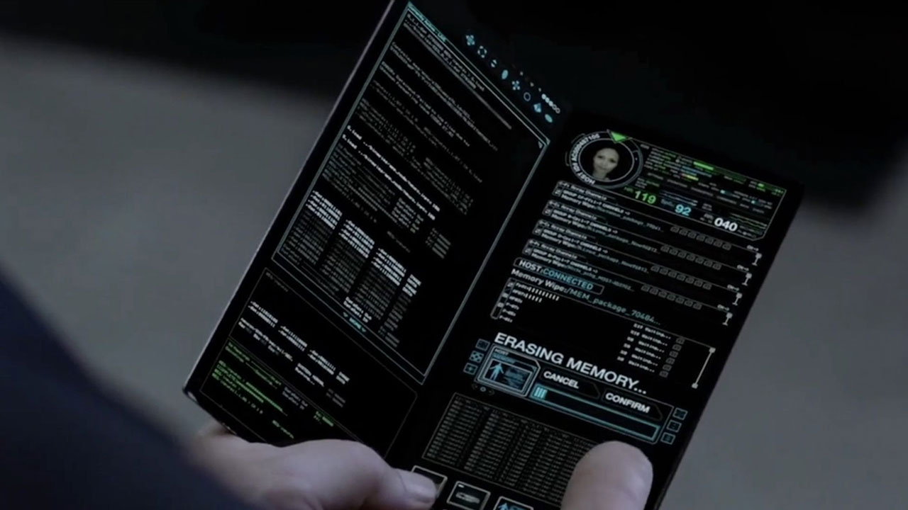Lộ bằng sáng chế mới cho thấy Microsoft vẫn đang theo đuổi smartphone màn hình gập