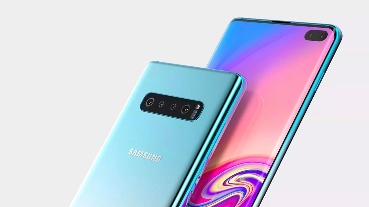 Samsung đã khởi động dây chuyền sản xuất Galaxy S10, sớm hơn một tháng so với dự kiến