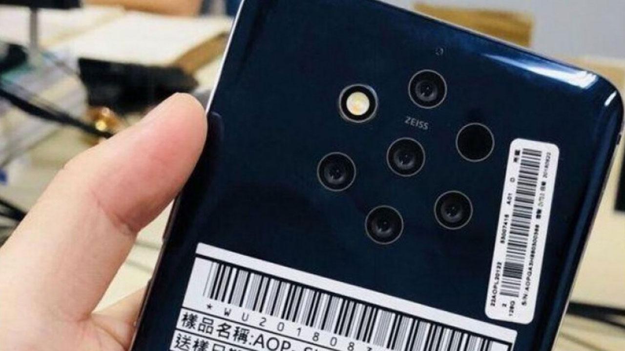 Nokia 9 PureView đã được chứng nhận Bluetooth, sẽ ra mắt vào cuối tháng 1/2019