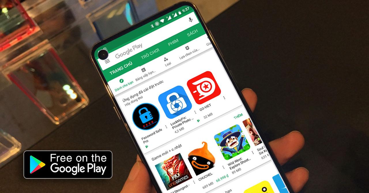 [01/01/2019] Nhanh tay tải về 8 ứng dụng và trò chơi trên Androi đang miễn phí trong thời gian ngắn