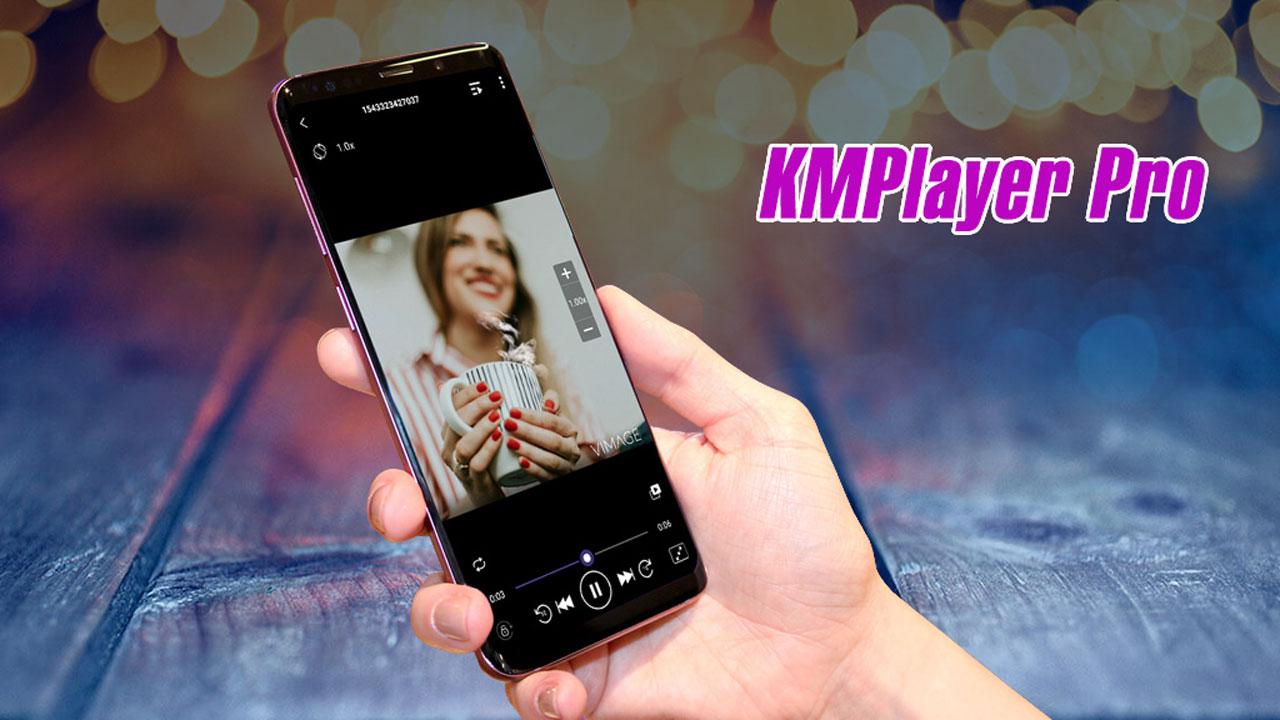 KMPlayer Pro: Trình chơi nhạc và video chất lượng cao đang miễn phí trên Google Play, trị giá 84.000đ