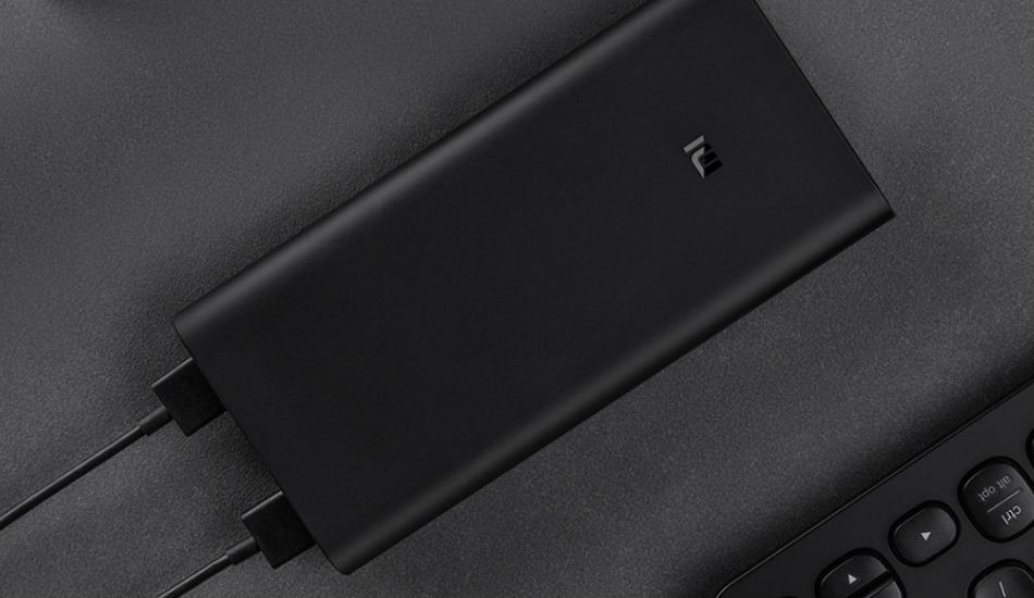 Xiaomi ra mắt sạc dự phòng Mi Power Bank 3 Pro, hỗ trợ sạc nhanh hai chiều 45W, 20.000mAh, giá 675K
