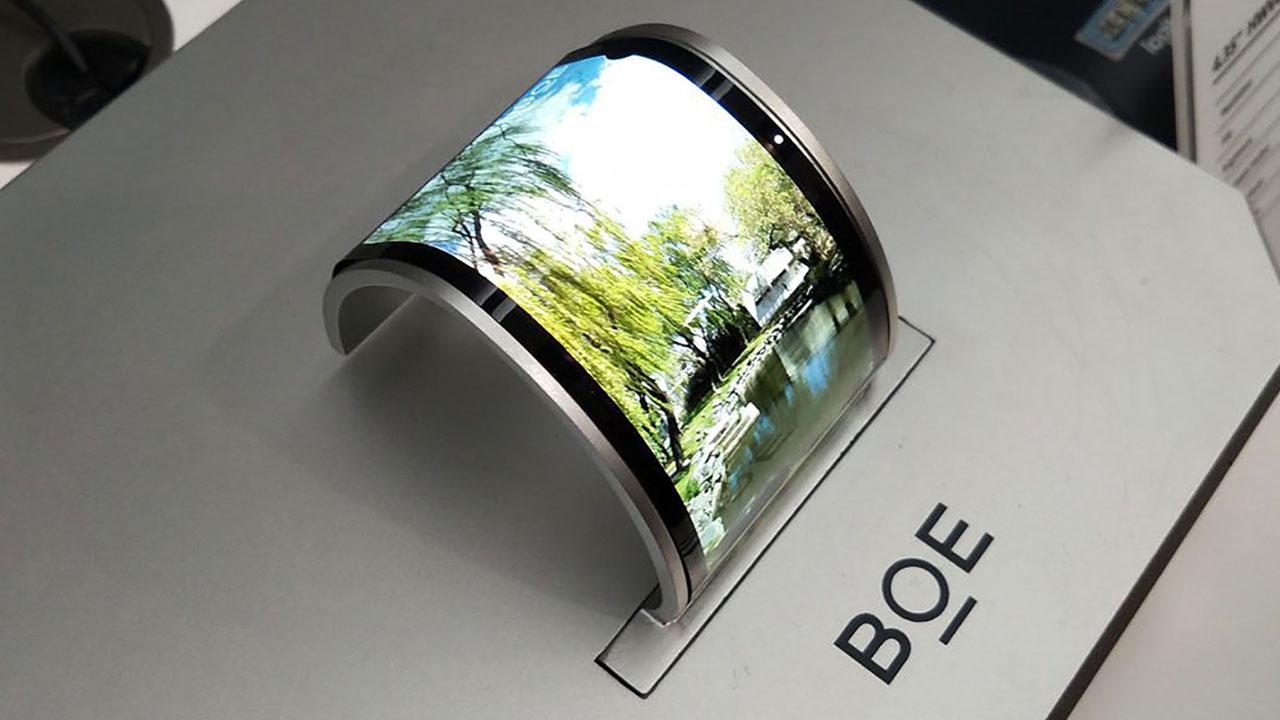 Xuất hiện video nguyên mẫu màn hình gập của BOE, hứa hẹn sẽ có một cuộc chạy đua khốc liệt với Samsung Display