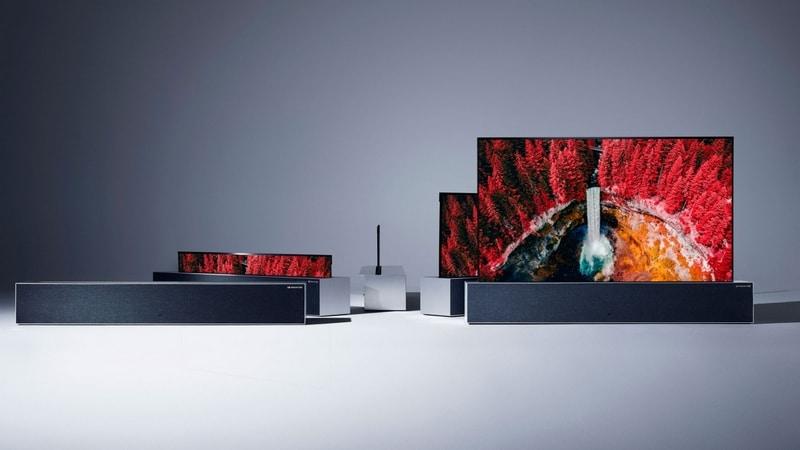 [CES 2019] LG Signature TV - Chiếc TV có màn hình OLED 4K cuộn đột phá, sẽ lên kệ ngay trong tháng 3