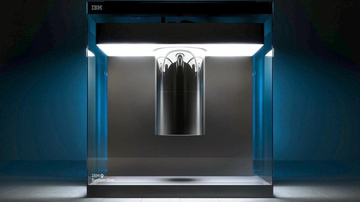 [CES 2019] Cùng chiêm ngưỡng tuyệt tác máy tính lượng tử 20-qubit IBM Q System One