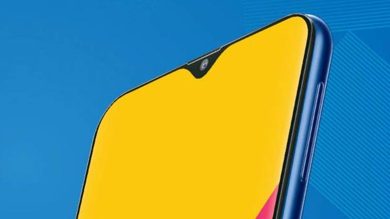 Samsung hé lộ Galaxy M series mới với thiết kế màn hình giọt nước