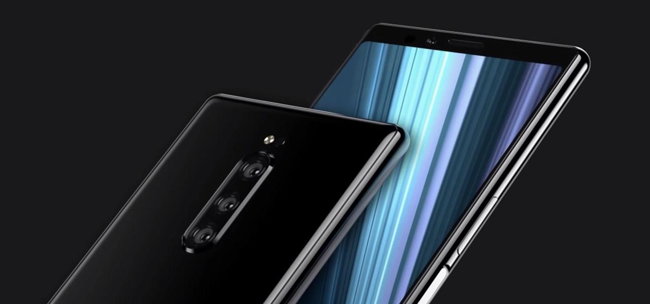 Sony gửi thư mời tham dự sự kiện ra mắt Xperia XZ4 vào ngày 25 tháng 2 tại MWC 2019