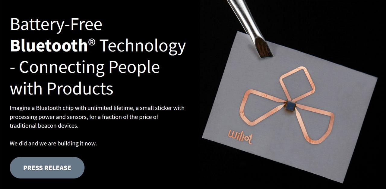 Chip Bluetooth mới của Wiliot có thể hoạt động không cần pin, sẽ là tương lai của kỷ nguyên Internet of Things