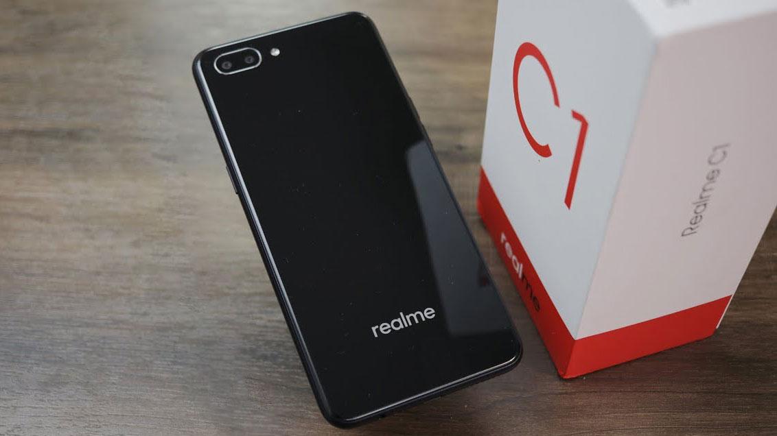 Realme C1 2019 chính thức ra mắt: Snapdragon 450, 2GB RAM, camera kép, pin 4.230mAh, giá chỉ từ 2,4 triệu