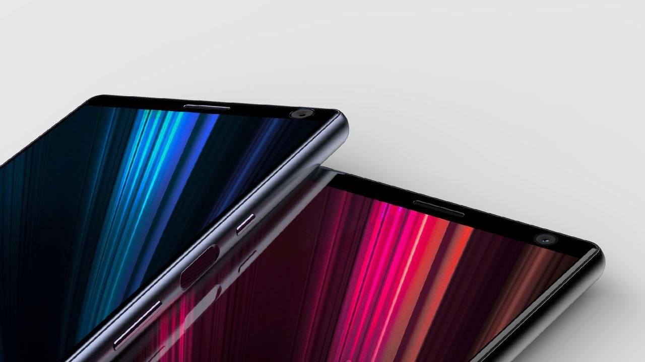 Sony Xperia XA3 lộ hình ảnh thực tế xác nhận thiết kế màn hình tràn đáy như Bphone 3, và màn hình tỉ lệ 21:9