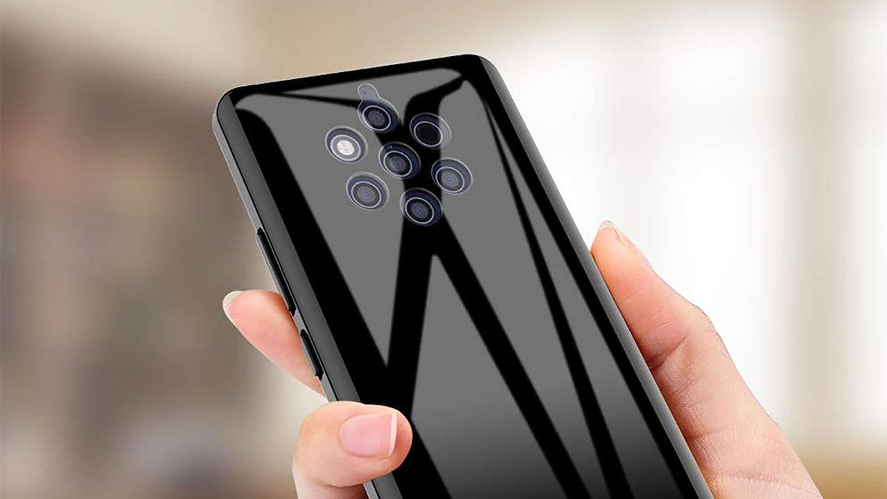 Nokia 9 PureView có thể chụp ảnh với độ phân giải 64MP với 5 camera sau?