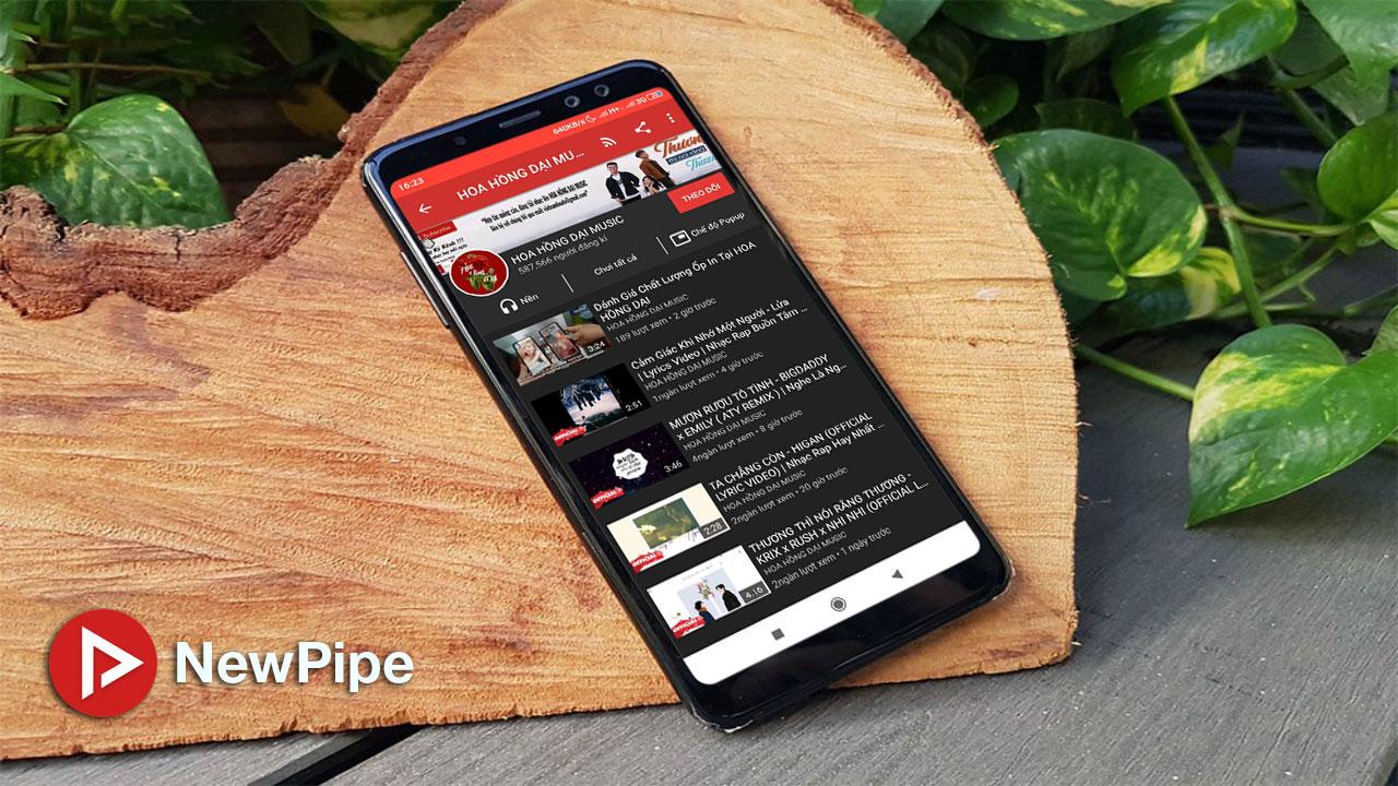 NewPipe: Ứng dụng xem Youtube không quảng cáo, phát nhạc trong nền và hỗ trợ nhập dữ liệu từ SoundCloud có bản cập nhật v0.15.1