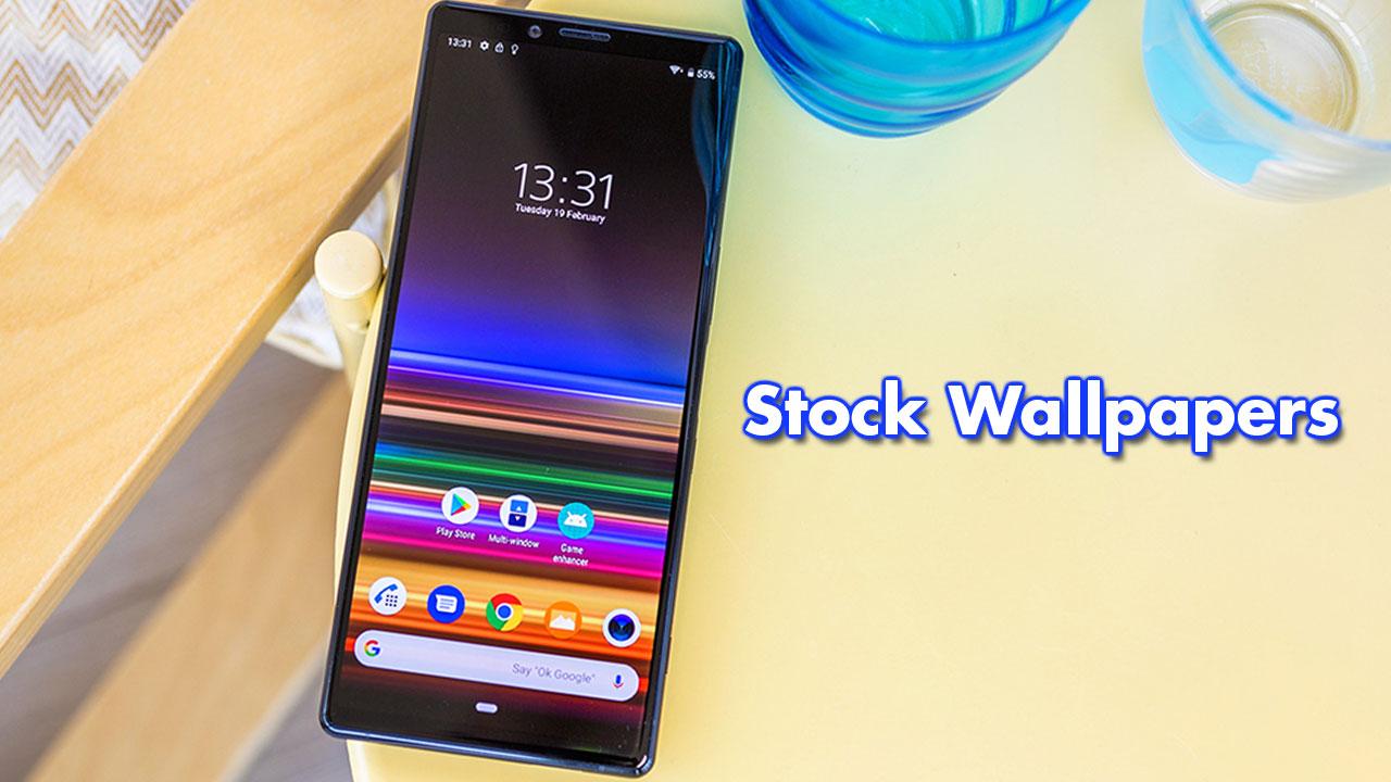 Chia sẻ bộ ảnh nền mặc định trên Huawei Mate X, Nokia 9 PureView Sony Xperia 10 & 10 Plus, mời anh em tải về