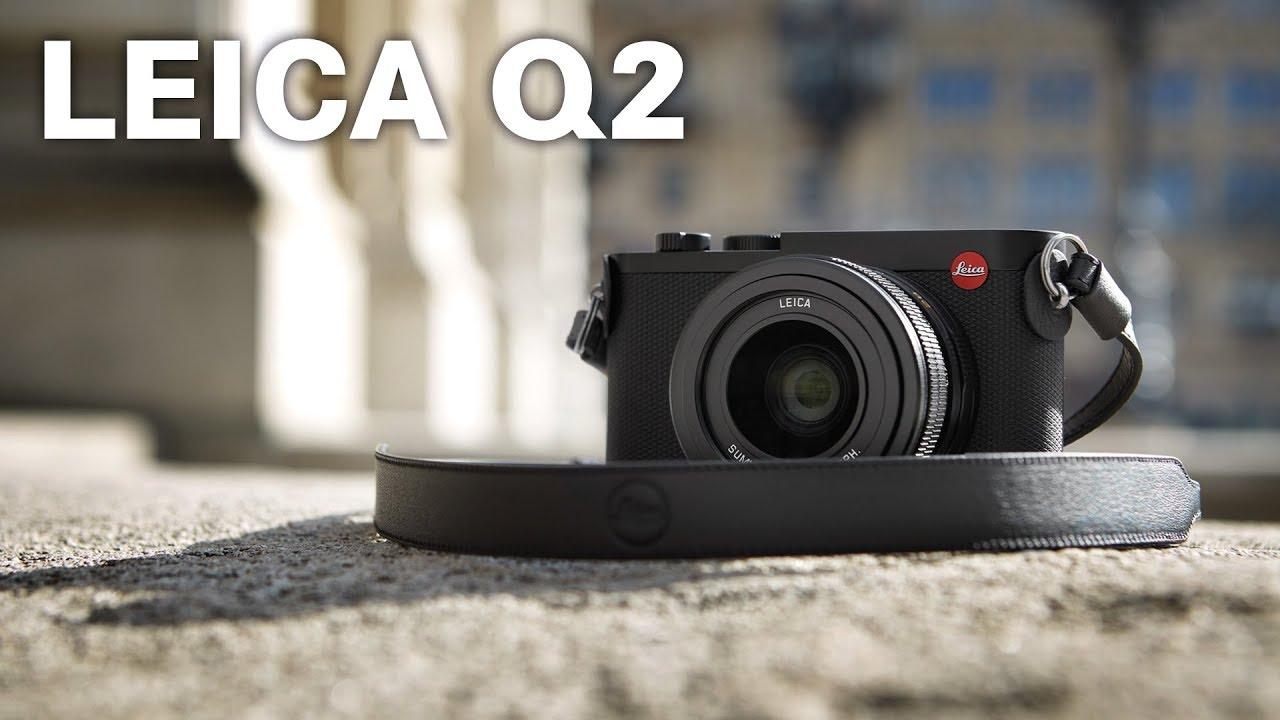 Leica ra mắt máy ảnh cao cấp Q2: cảm biến 47MP, ống kính 28mm f/1.7, quay phim 4K