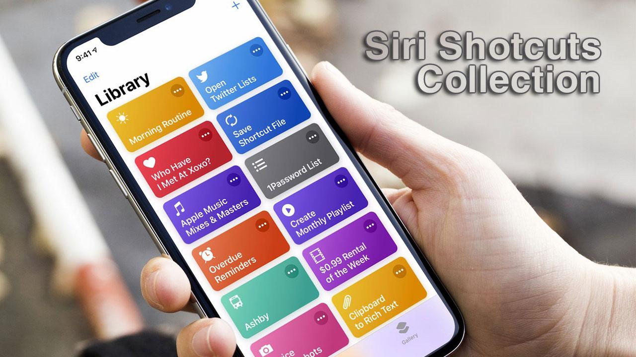 Chia sẻ bộ sưu tập hơn 150 phím tắt cho Siri Shortcuts, giúp tự động hóa nhiều hoạt động trên thiết bị iOS