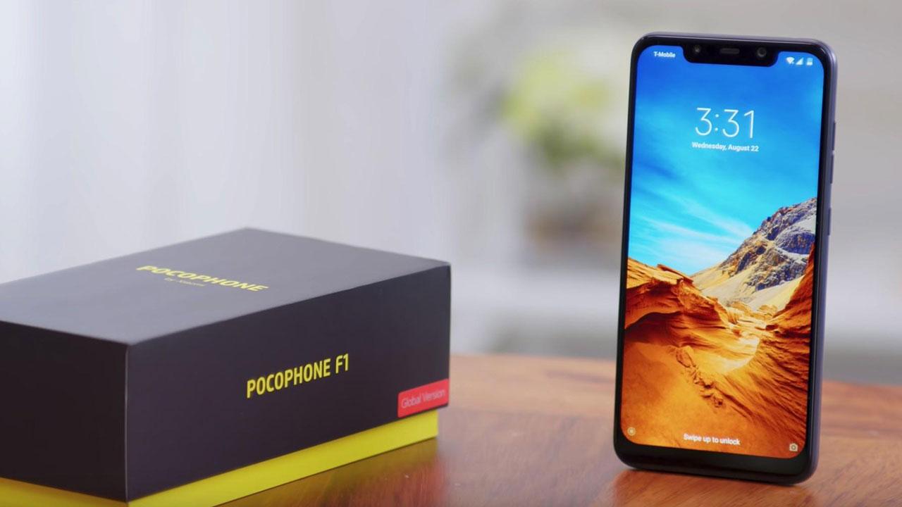 Xiaomi Poco F2 lộ thông số cấu hình với Snapdragon 855 và Android Q
