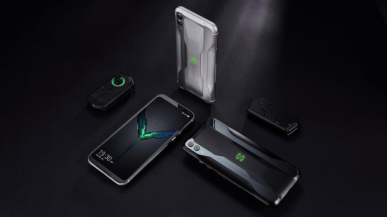 Gaming phone Black Shark 2 ra mắt với Snapdragon 855, RAM 12GB, tản nhiệt chất lỏng 3.0, pin 4000mAh, giá từ 12 triệu đồng