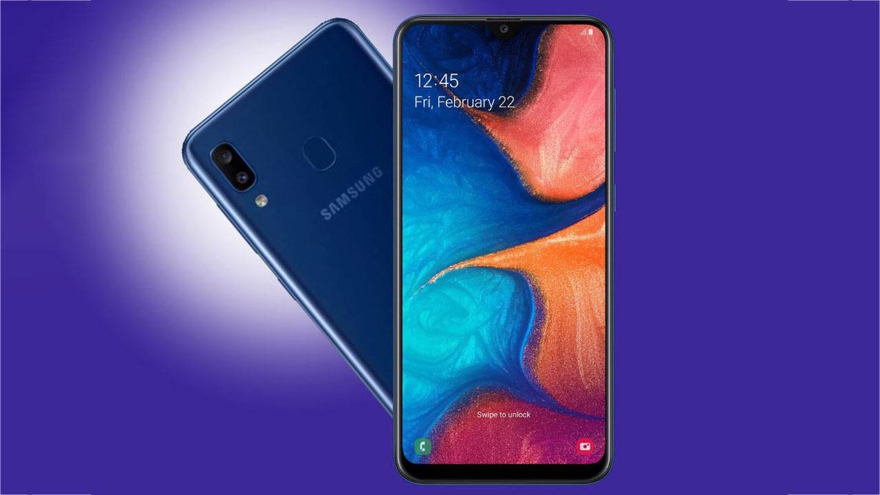 Samsung Galaxy A20 chính thức ra mắt: Màn hình Super AMOLED 6,4 inch, chip Exynos 7884, RAM 3GB, giá từ 215 USD