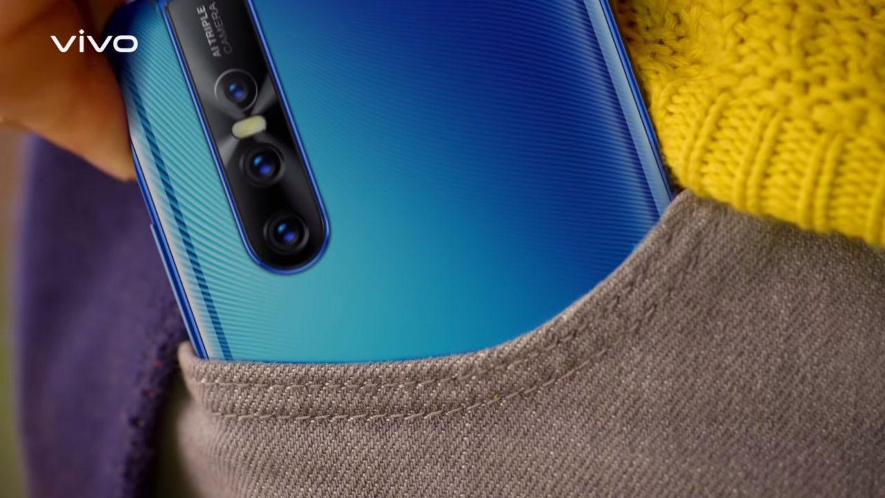 Vivo X27 và X27 Pro ra mắt với camera selfie thò thụt, 3 camera sau, Snapdragon 710, 8GB RAM, giá 12.5 triệu