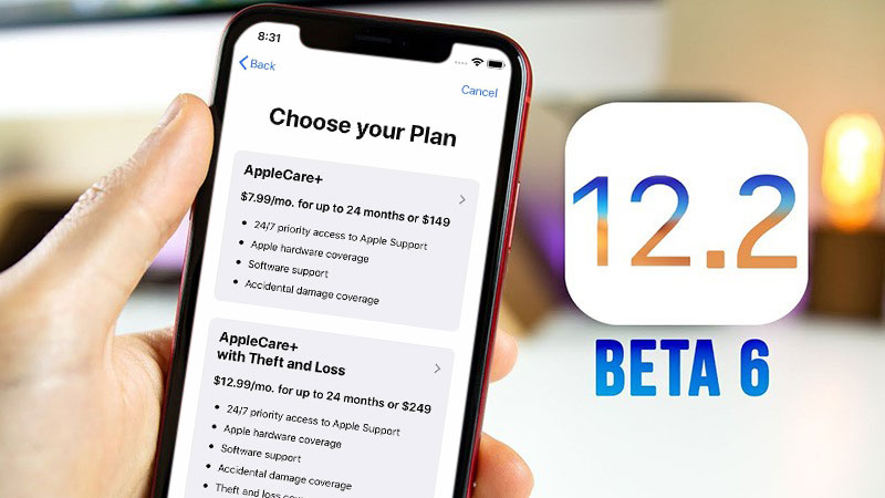 iOS 12.2 beta 6 bổ sung tính năng mới cực hữu ích dành cho người mua iPhone cũ