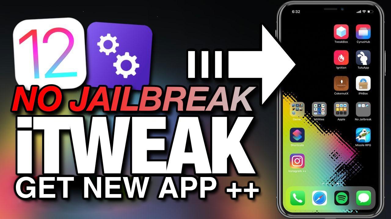 iTweak Shortcuts: Giải pháp thay thế jailbreak với hơn 50 ứng dụng ++ và 60 tinh chỉnh hệ thống dành cho iOS 12